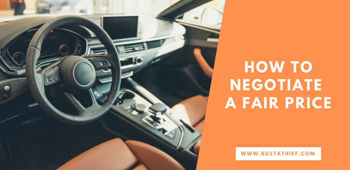 How Can You Negotiate A Fair Price