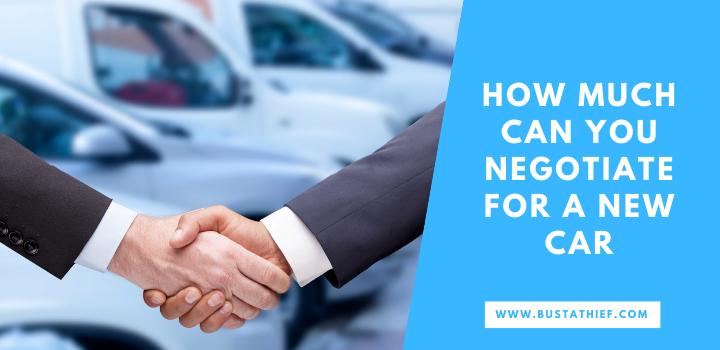 How Much Can You Negotiate for a New Car