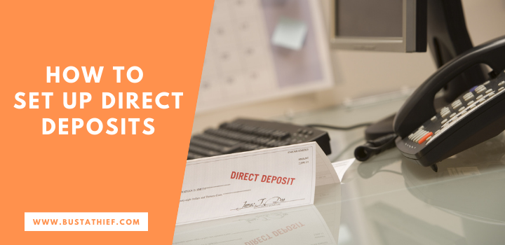 How To Set Up Direct Deposits