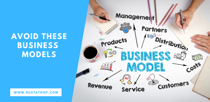Avoid These Business Models