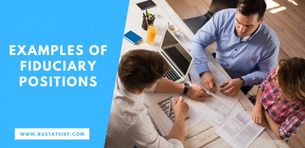 Examples Of Fiduciary Positions