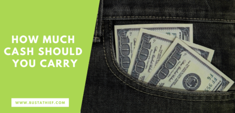 How Much Cash Should You Carry