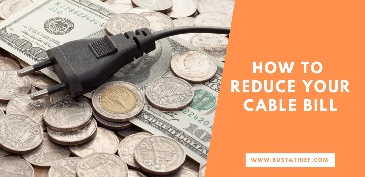 How to Reduce Your Cable Bill