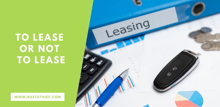 To Lease or Not to Lease