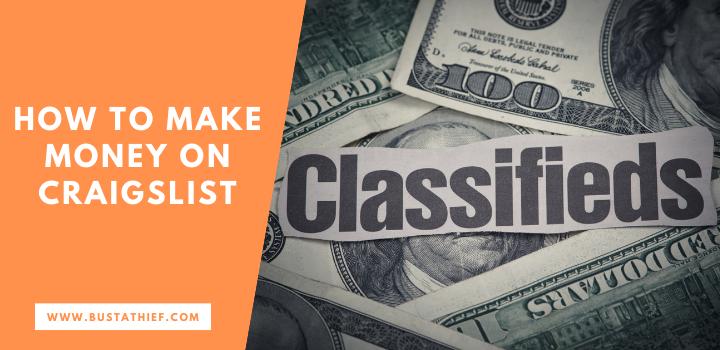 How to Make Money on Craigslist