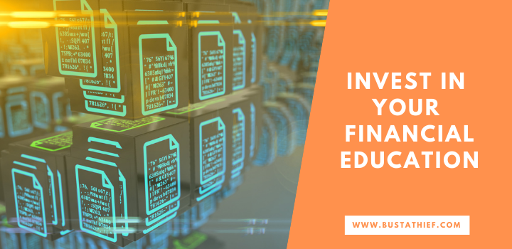 Invest in Your Financial Education