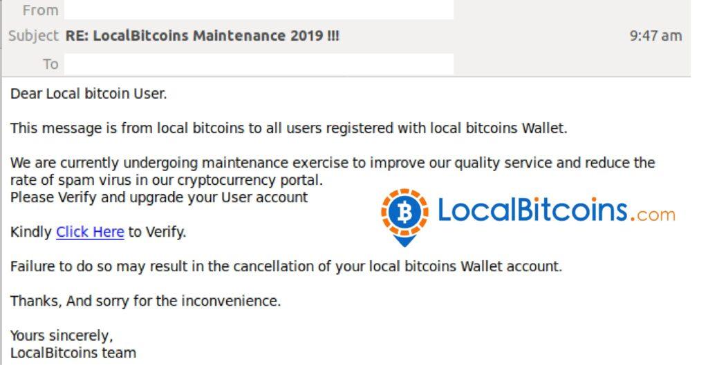 LocalBitCoinsSocialScam