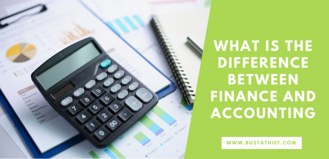 What Is the Difference Between Finance and Accounting