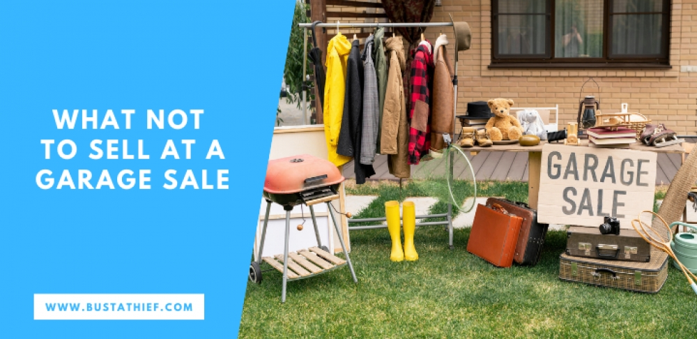 What Not to Sell at a Garage Sale