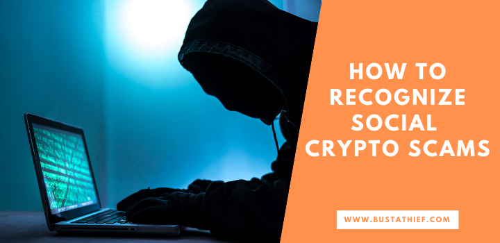 How To Recognize Social Crypto Scams